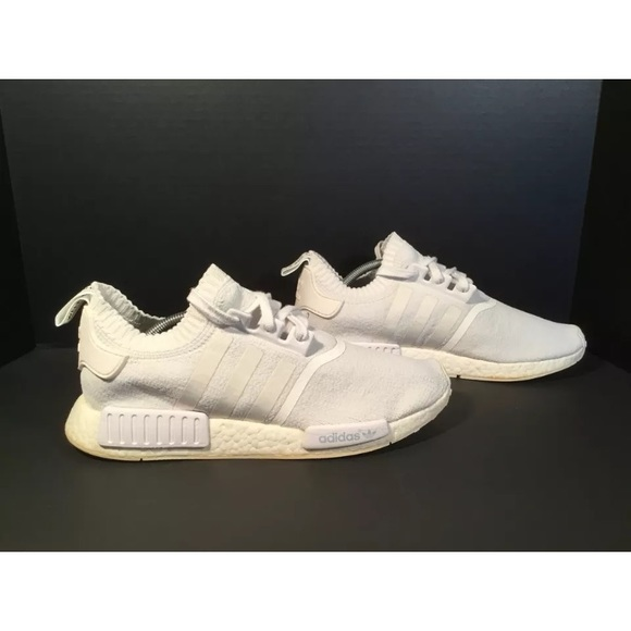 db2b720c8 adidas Other - Adidas NMD R1 Triple White Boost PK